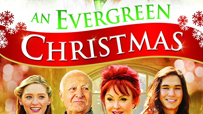 An Evergreen Christmas.Prime Video An Evergreen Christmas