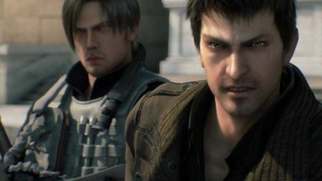 Prime Video Resident Evil Damnation