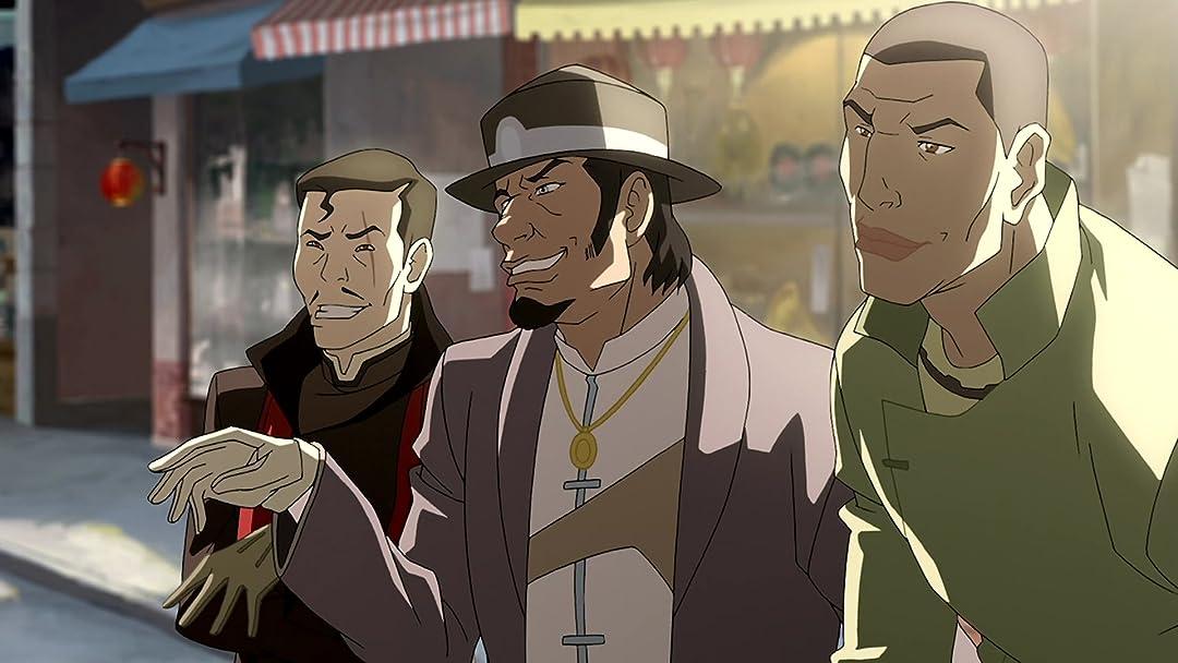 Prime Video Avatar A Lenda De Korra 1ª Temporada