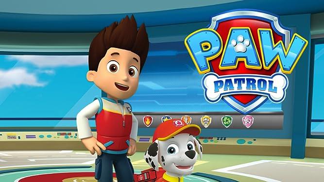 Prime Video Paw Patrol Season 1