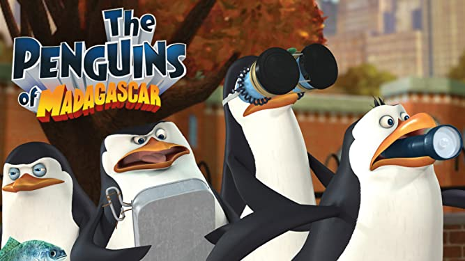 Prime Video: The Penguins of Madagascar Season 1