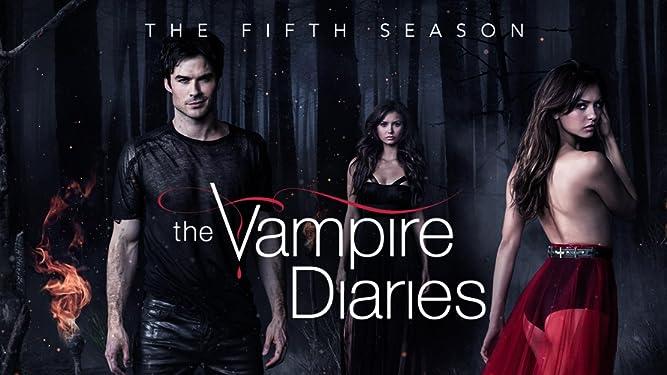 Prime Video: The Vampire Diaries - Season 1