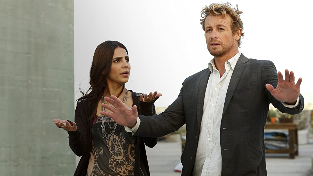 Prime Video: The Mentalist: The Complete Sixth Season