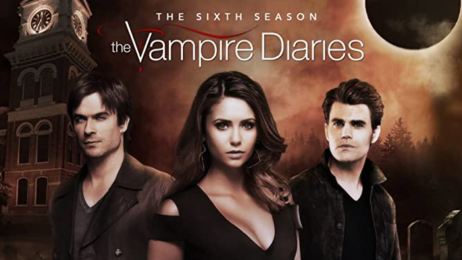 Prime Video: The Vampire Diaries: Season 8