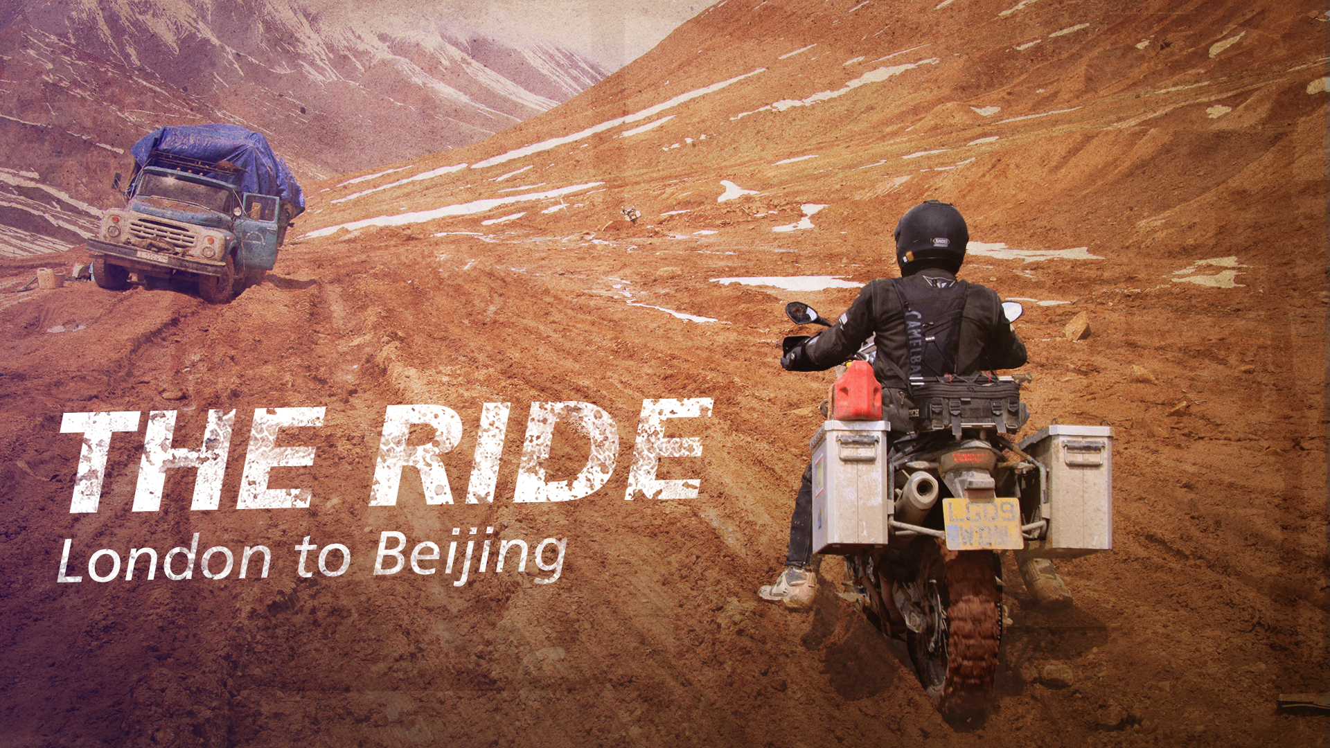 The Ride London to Beijing