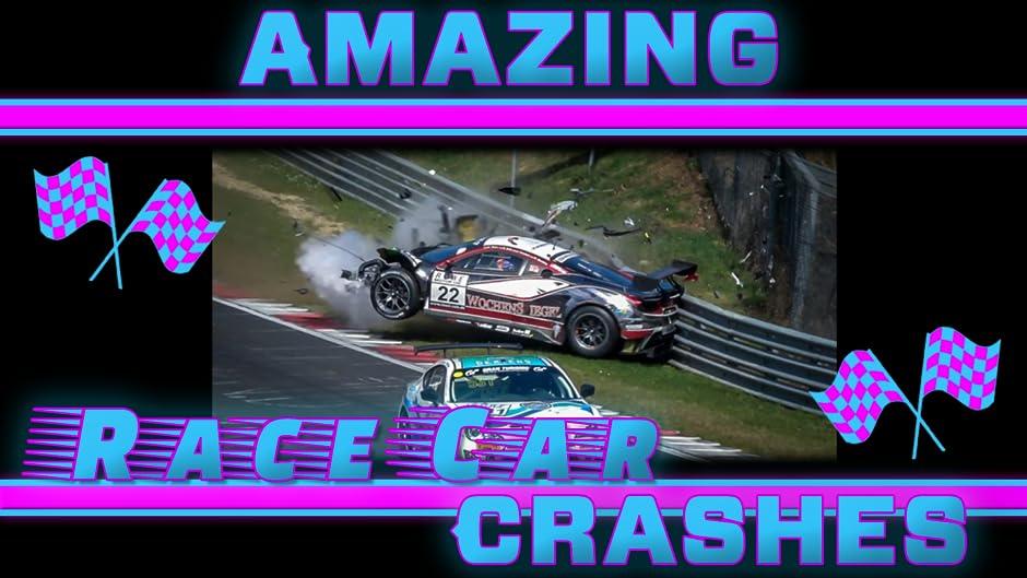 Amazon.com: Amazing Race Car Crashes: Richard Sallo, Amazing Race ...