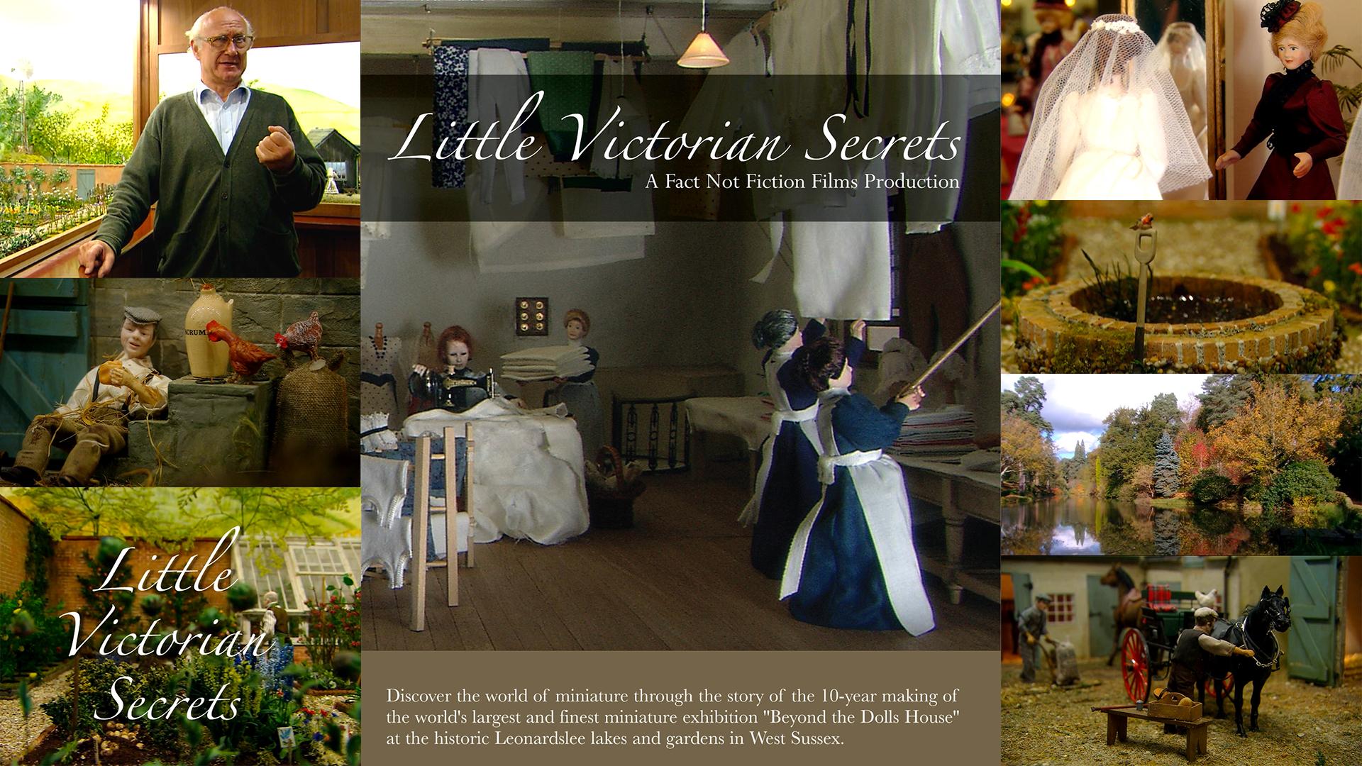 Little Victorian Secrets