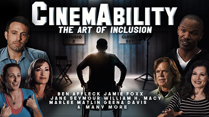 Cinemability - The Art of Inclusion