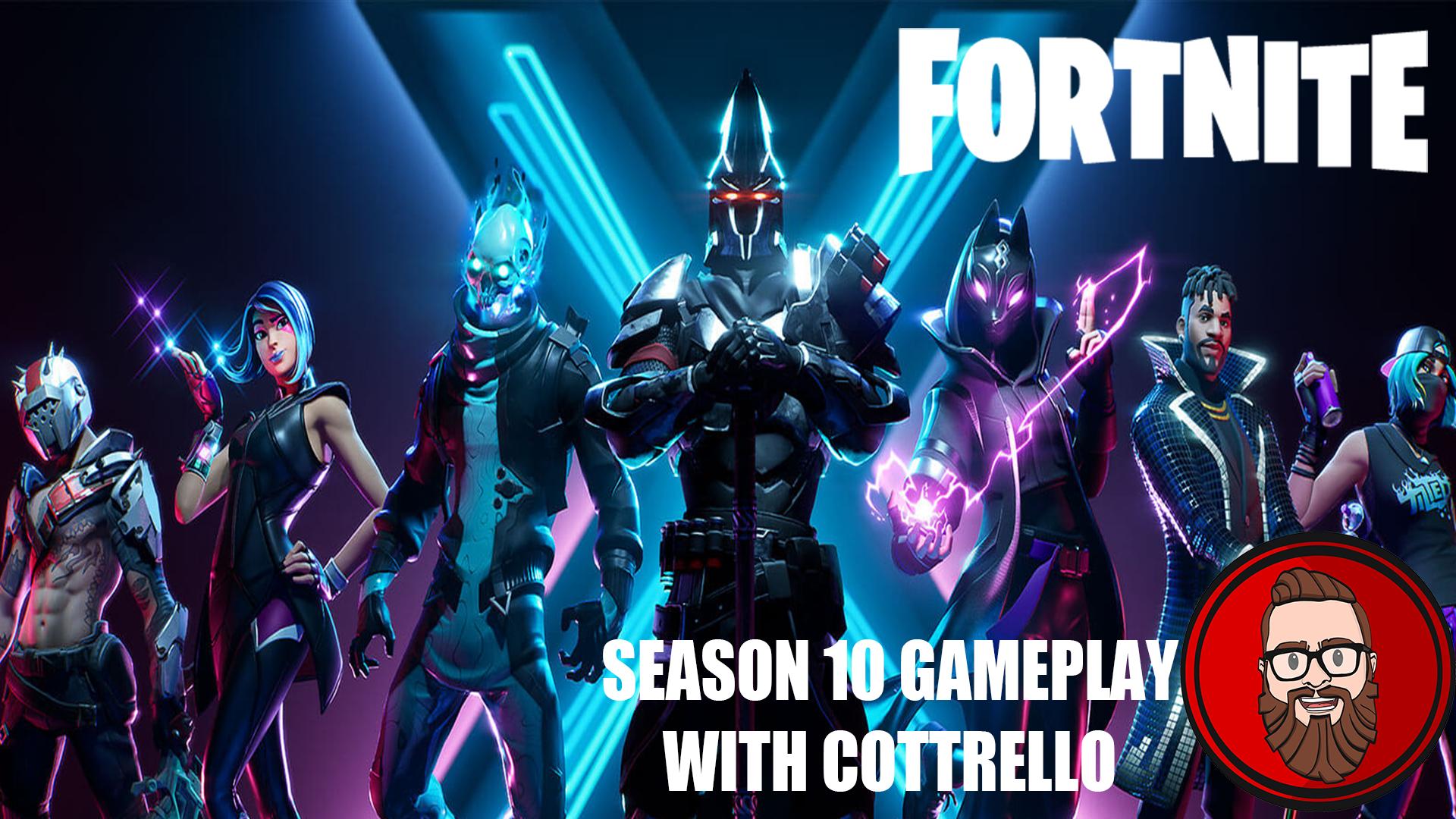 Amazon Com Watch Clip Fortnite The Red Ninja Season 8 Gameplay