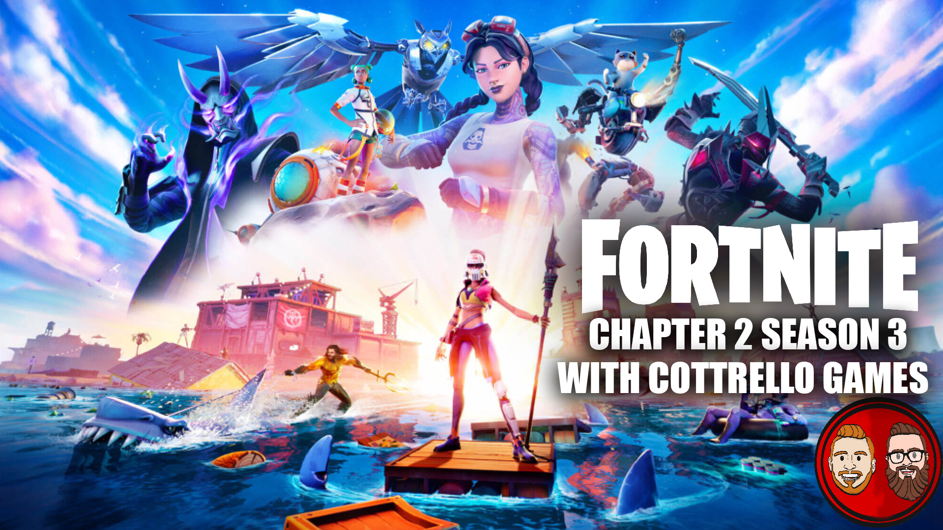 Watch Clip Fortnite Chapter 2 Season 11 Gameplay Prime Video