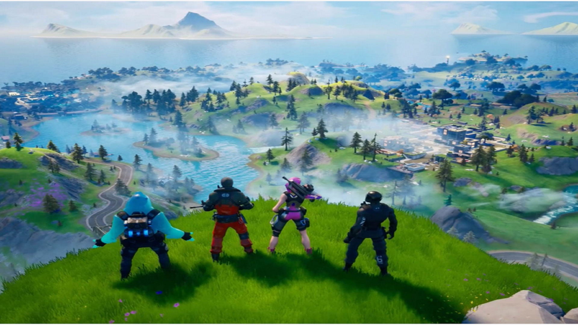 Watch Fortnite Chapter 2 Gameplay With Cottrello Games Prime Video