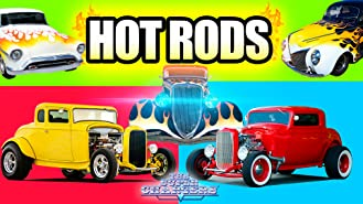 Hot Rods - The Super Chargers