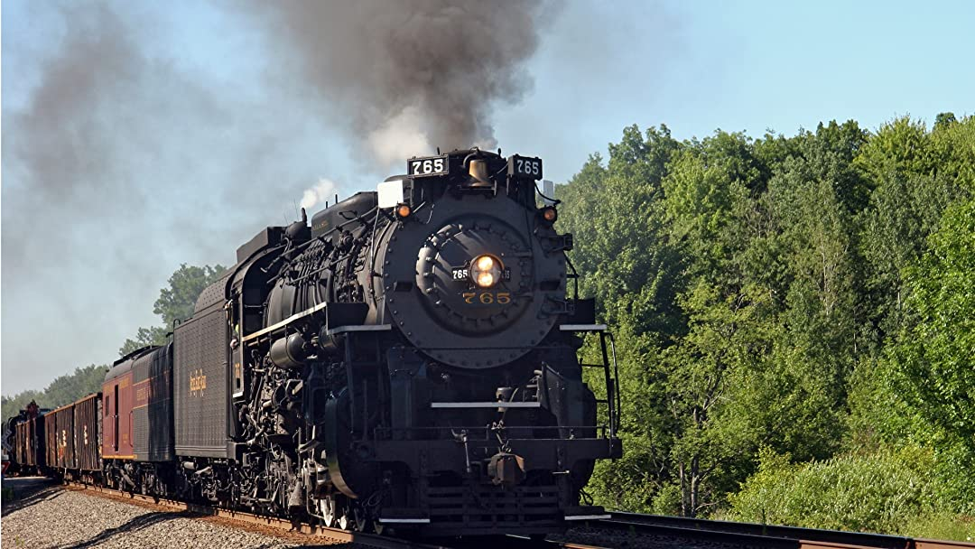 Amazon.com: Watch Lots & Lots of Really Big Trains - Giants on the ...