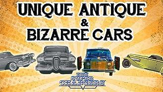 Unique, Antique, & Bizarre Cars - The Super Chargers