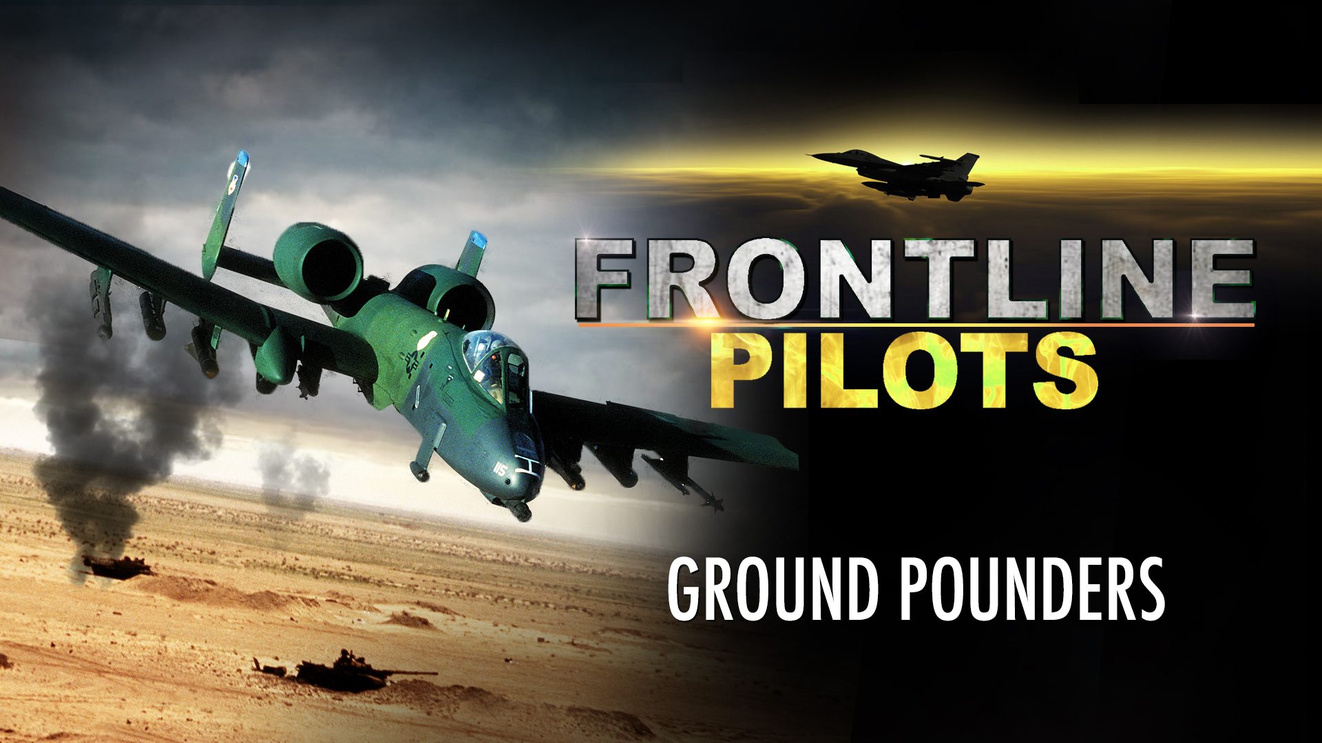 Frontline Pilots - Ground Pounders