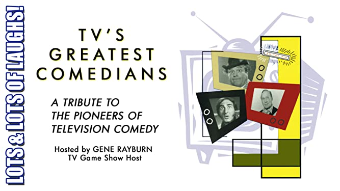TV's Greatest Comedians