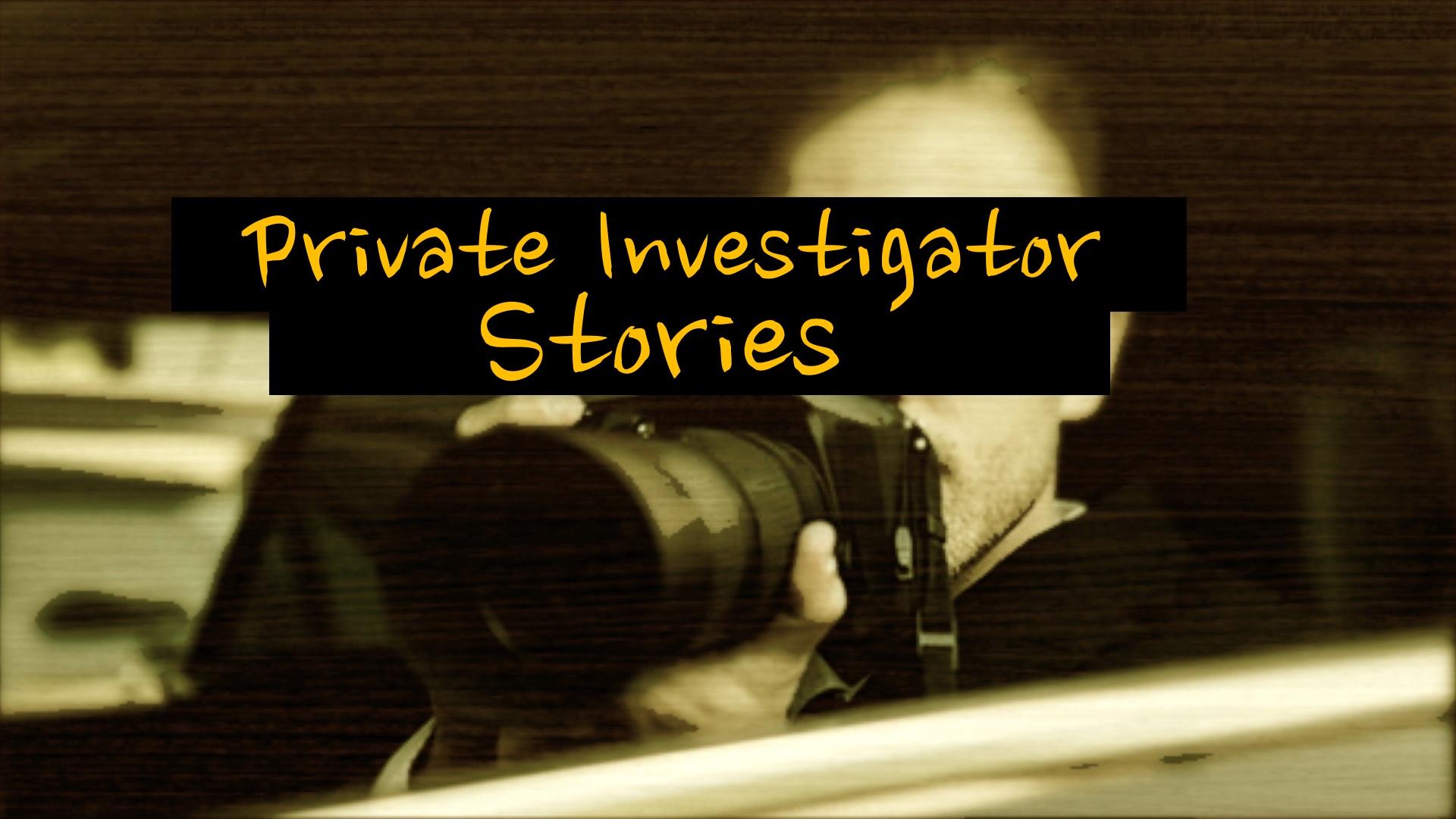 Watch Private Investigator Stories | Prime Video