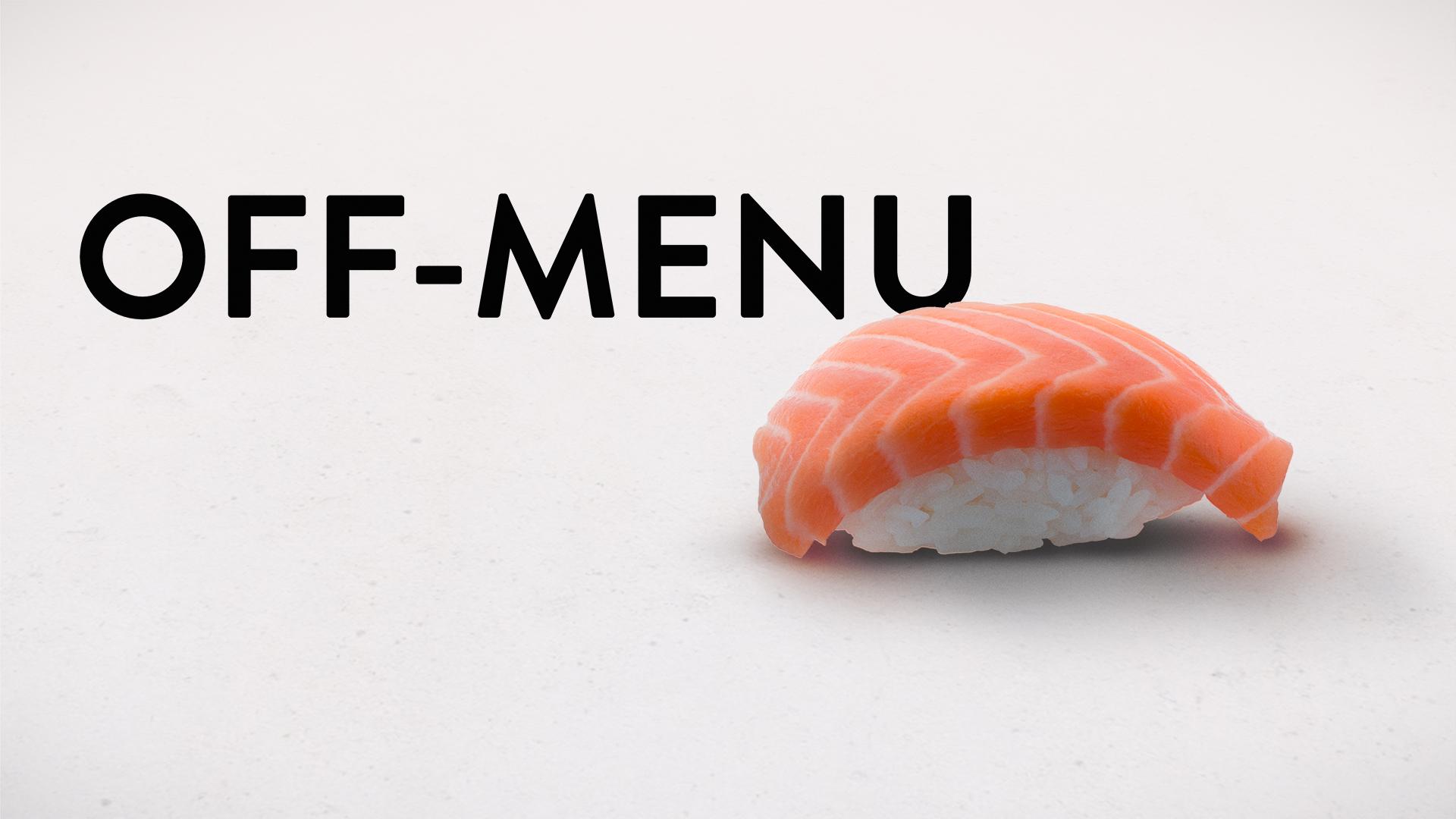 Off-Menu