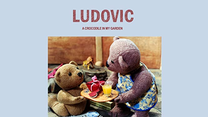 Ludovic - A Crocodile in My Garden
