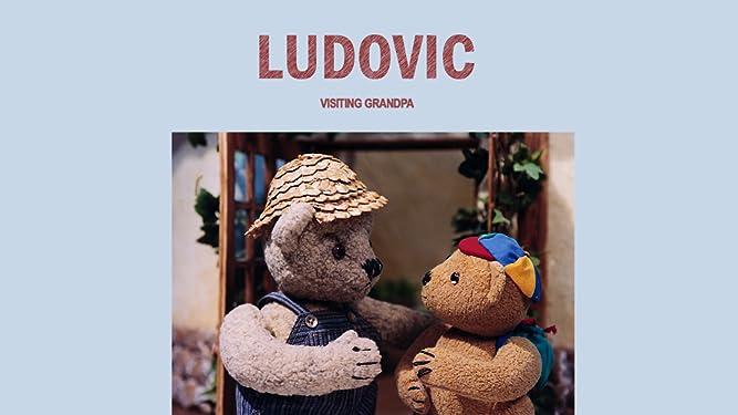 Ludovic - Visiting Grandpa