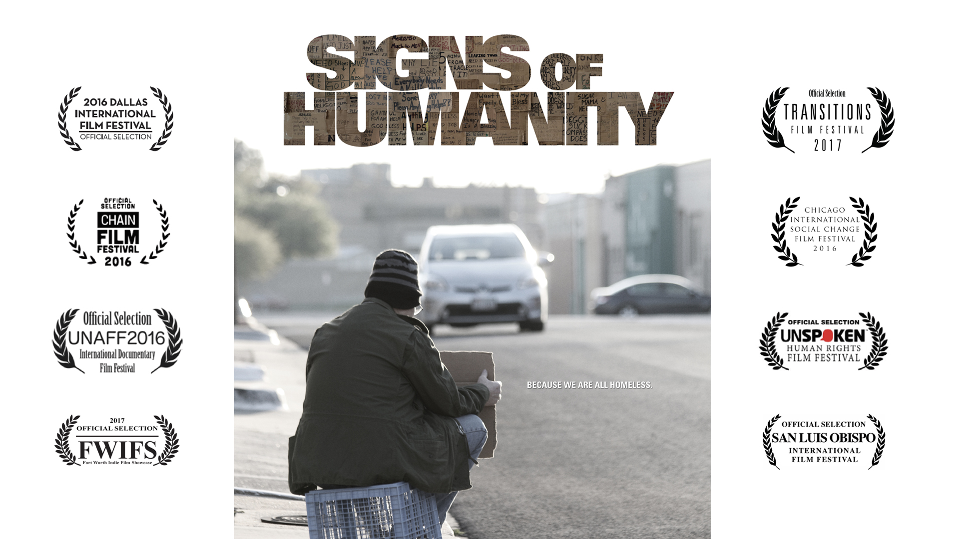Signs of Humanity