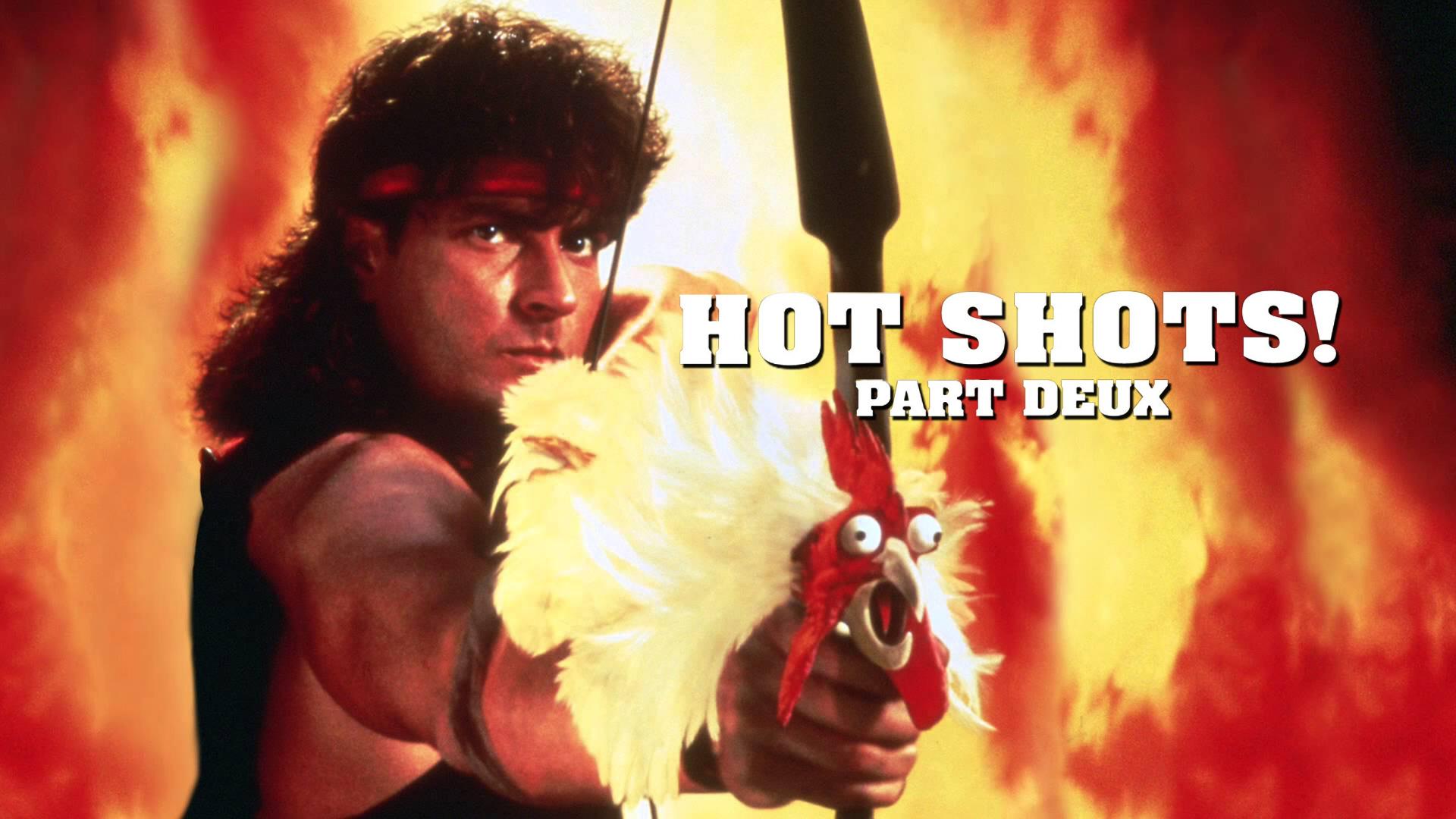 Hot Shots, Part Deux!