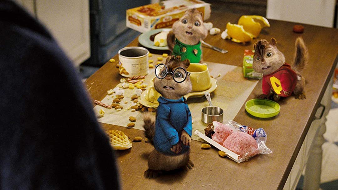 Watch Alvin The Chipmunks Prime Video