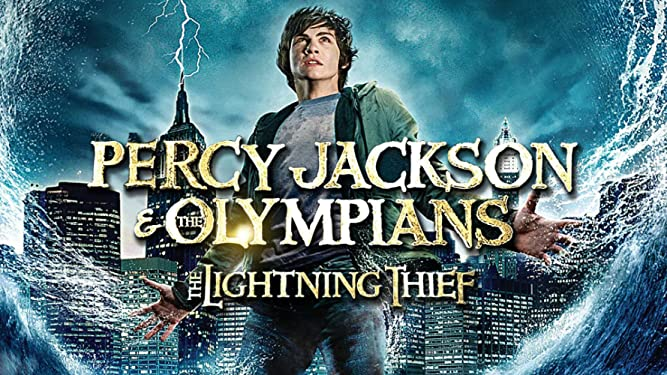 lightning thief movie free online