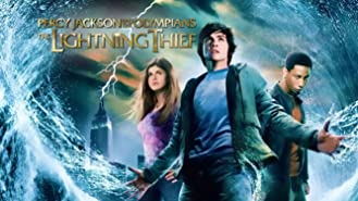 Percy Jackson & The Olympians: Making a Scene Featurette