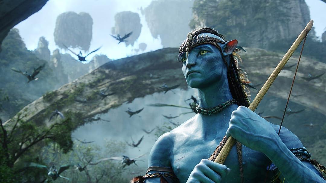 Amazon.com: Avatar: Sam Worthington, Sigourney Weaver, Zoe Saldana, Stephen  Lang