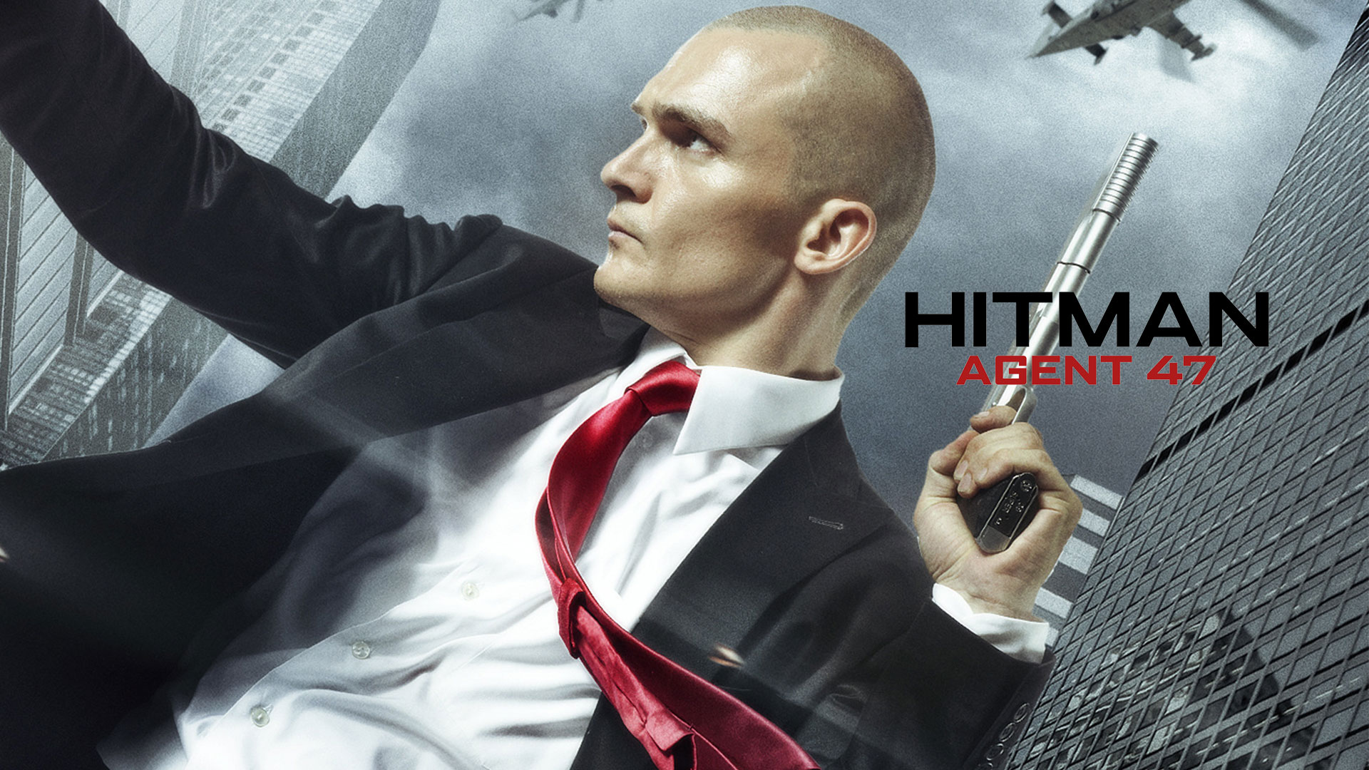 hitman movie cast 2017