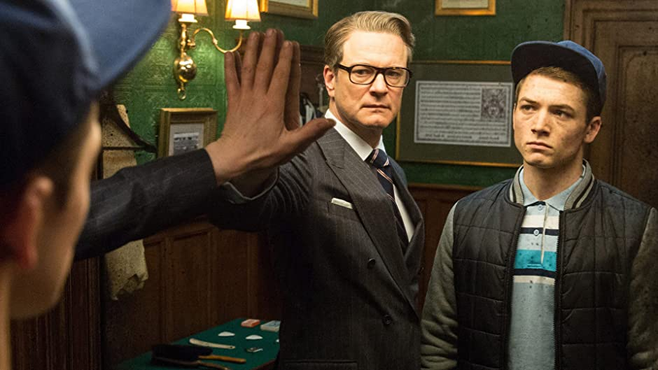 Image result for kingsman the secret service
