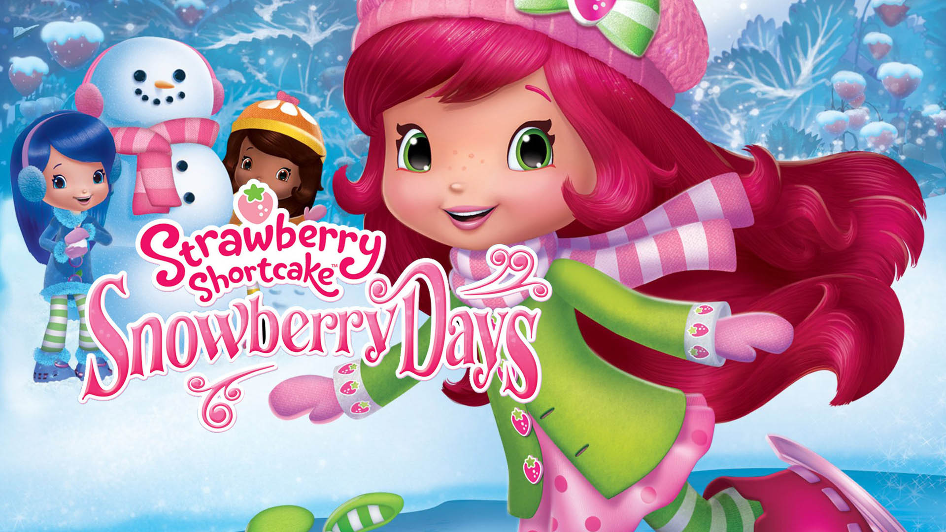 Strawberry Shortcake: Snowberry Days