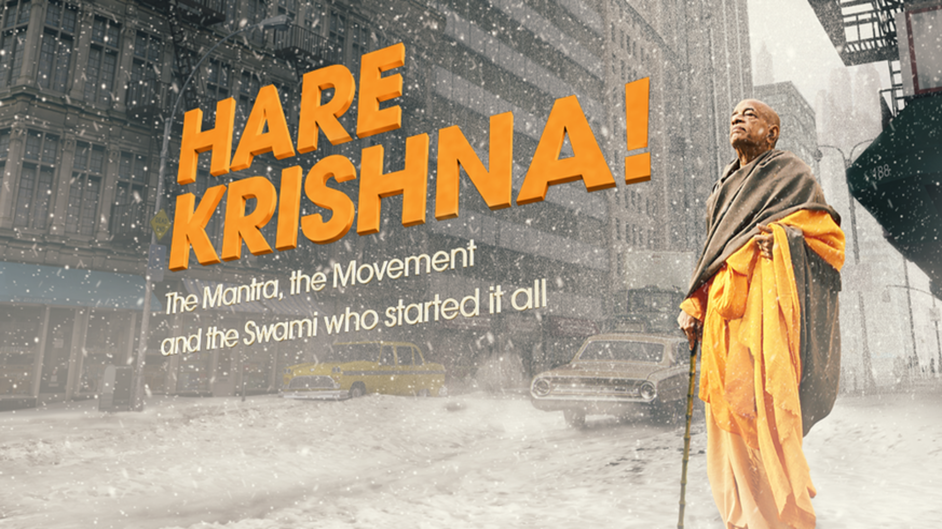 Hare Krishna! The Mantra, the Movement, and the Swami Who Started It All