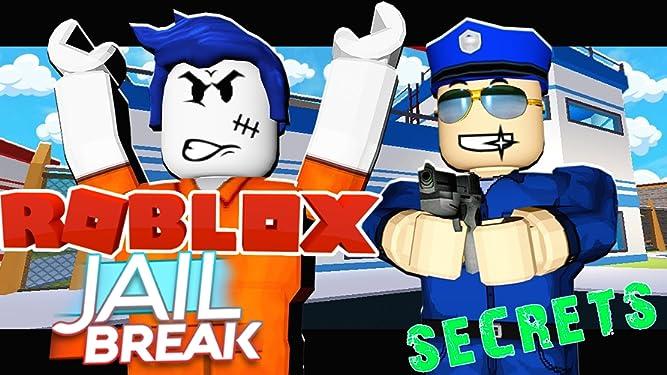 Amazon Com Watch Clip Roblox Jailbreak Secrets Prime Video