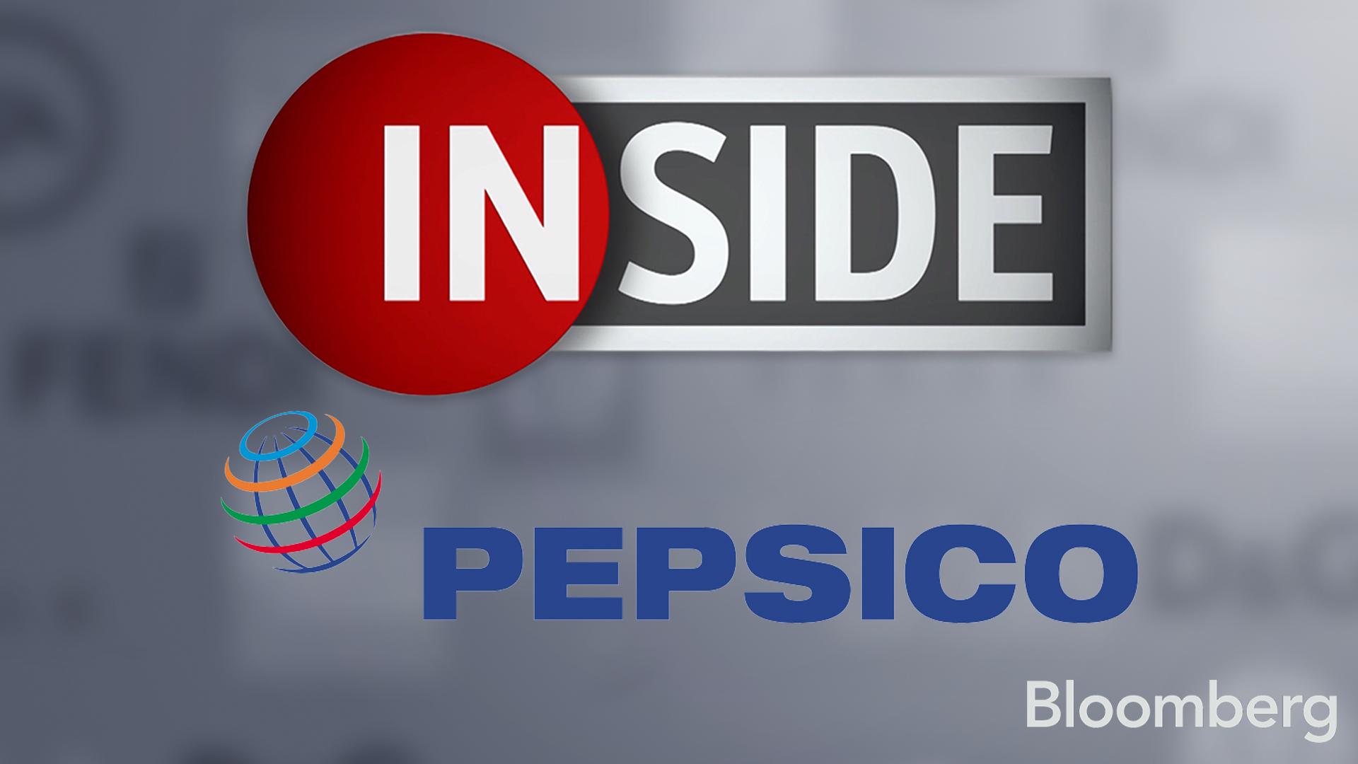 Bloomberg Inside: Pepsico