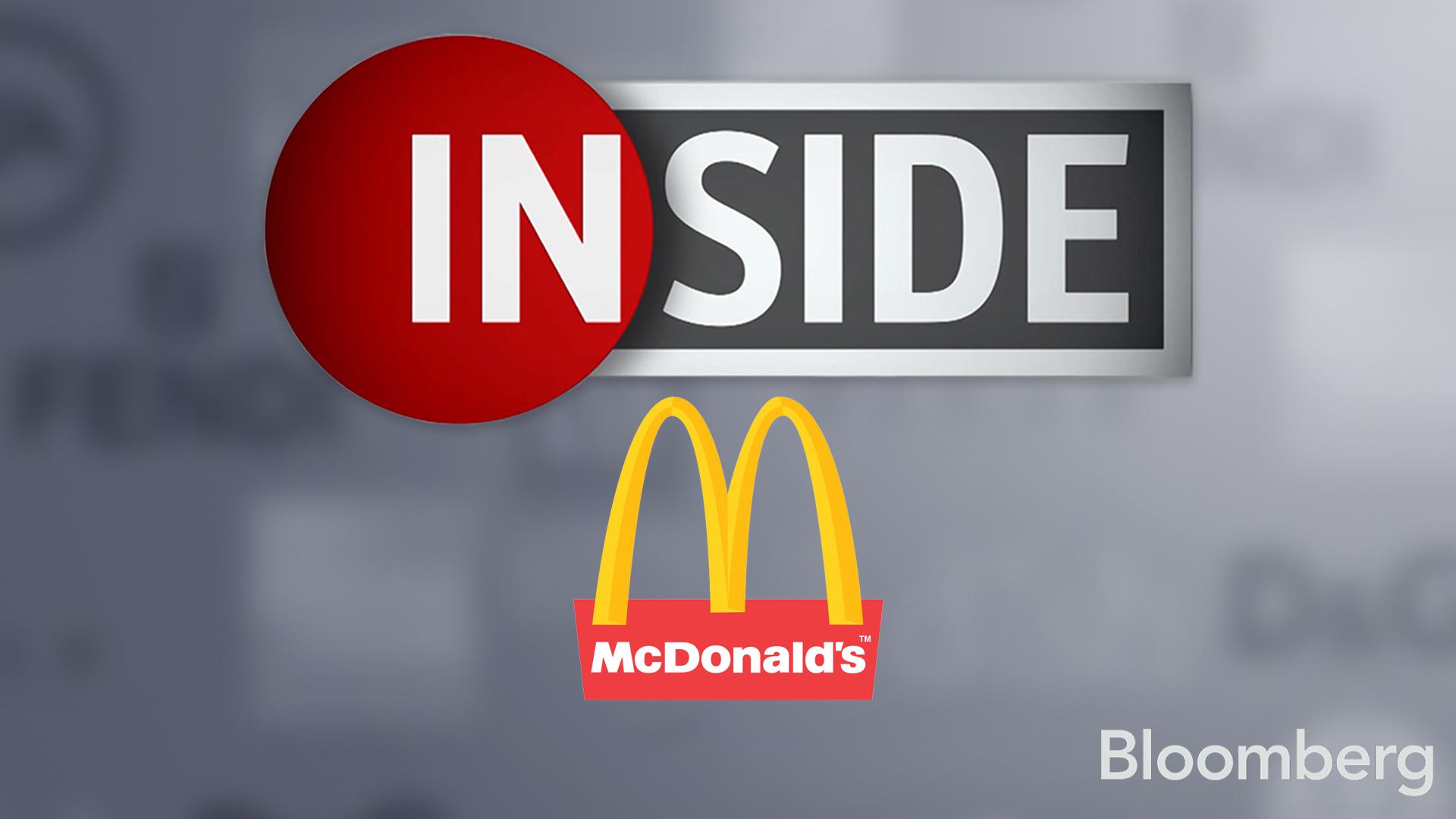 Bloomberg Inside: McDonald's