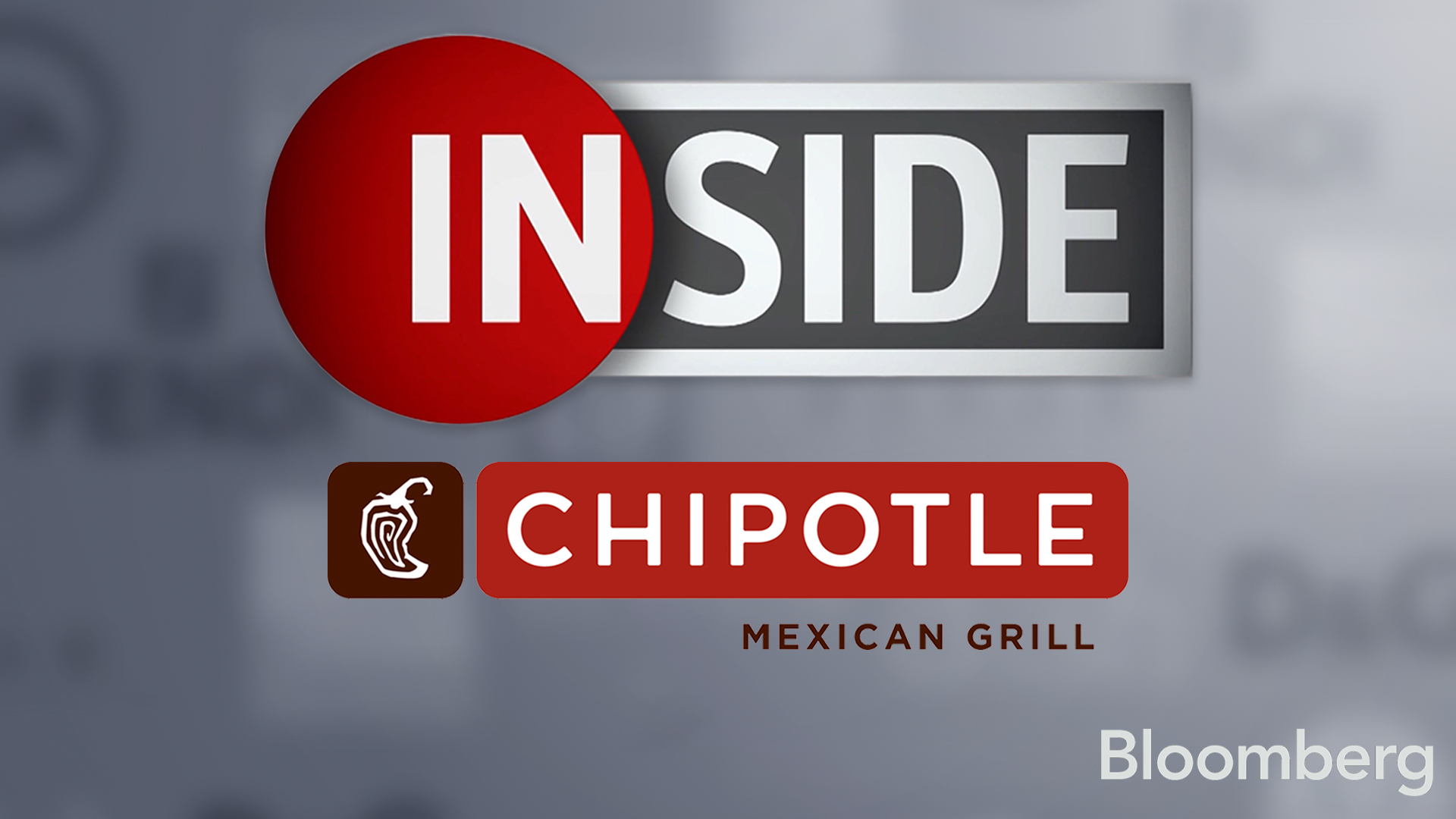 Bloomberg Inside: Chipotle