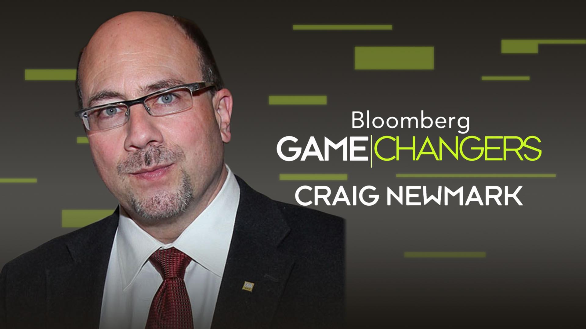 Bloomberg Game Changers: Craig Newmark