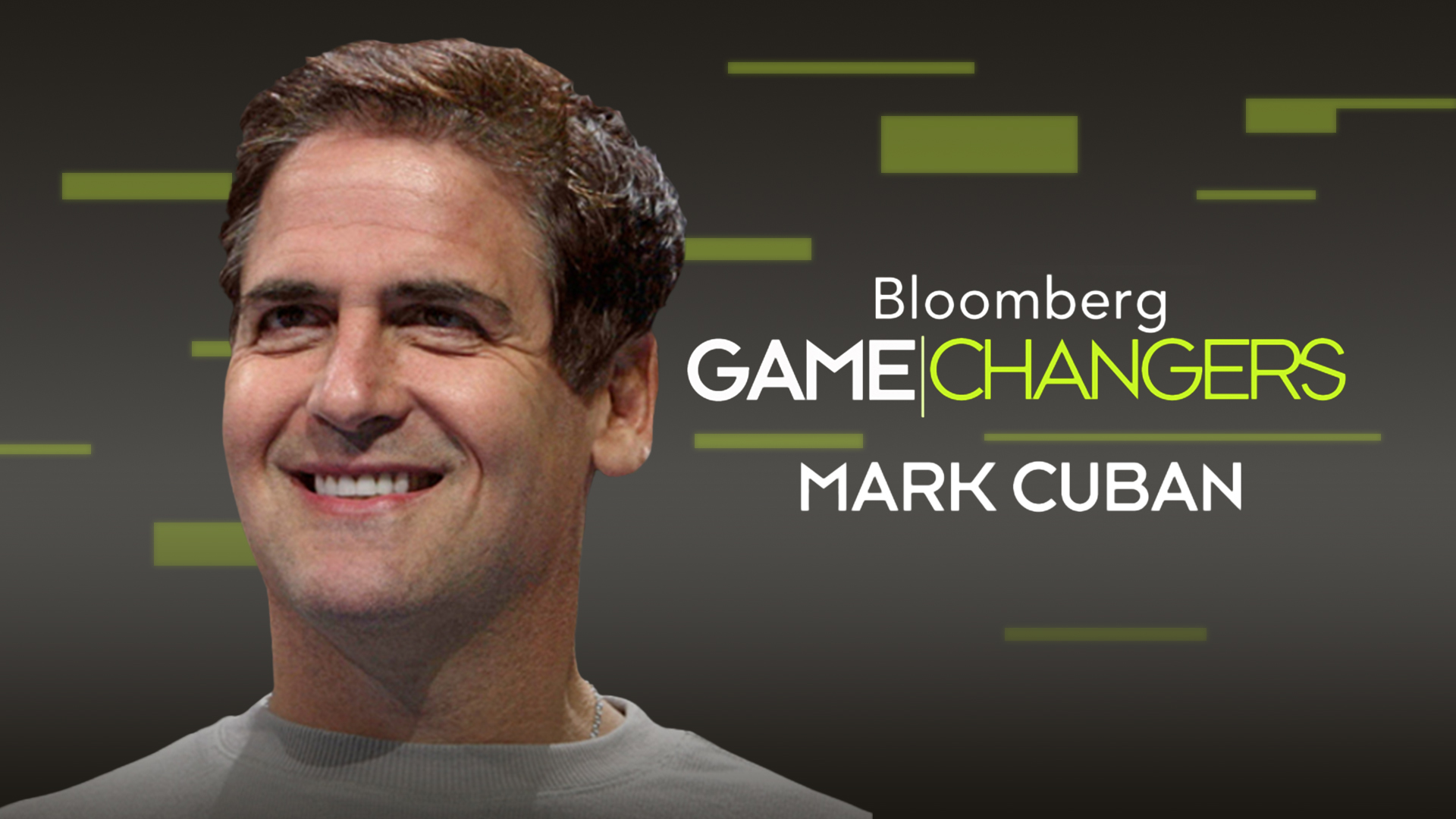 Bloomberg Game Changers: Mark Cuban