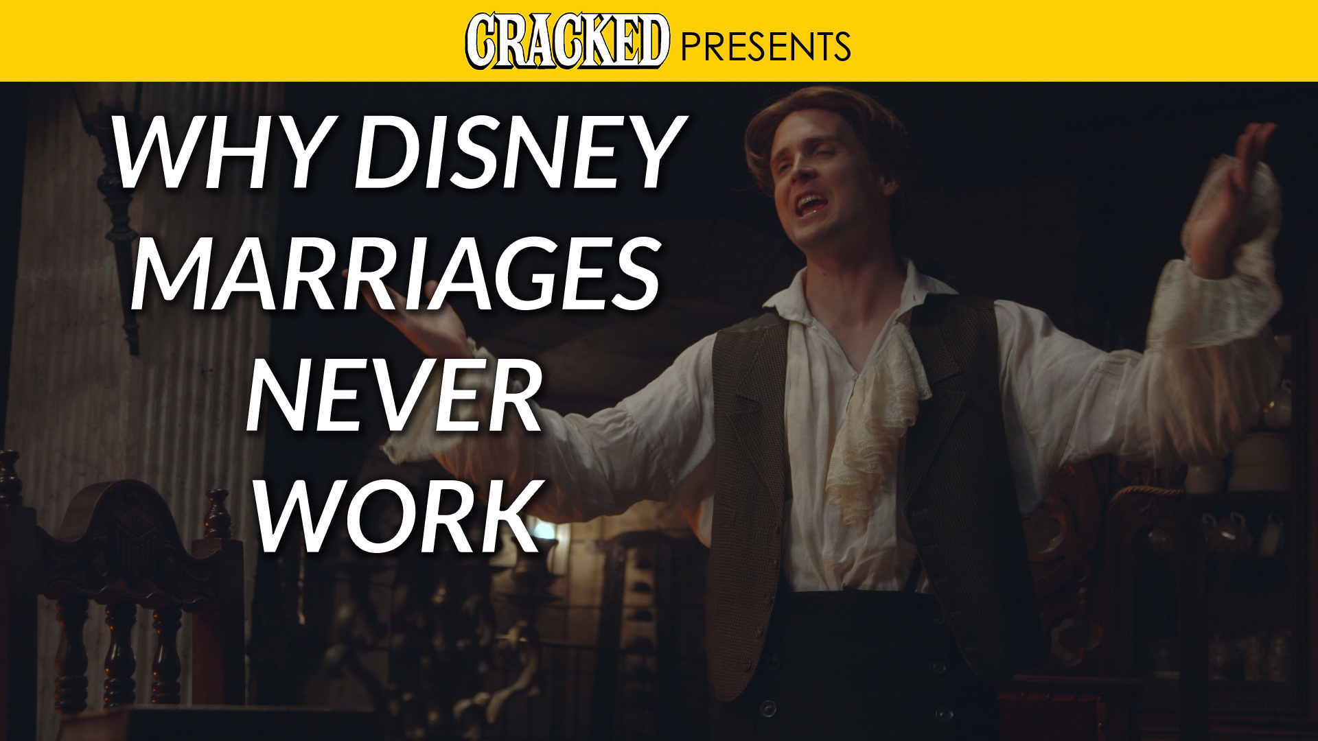 Why Disney Marriages Never Work