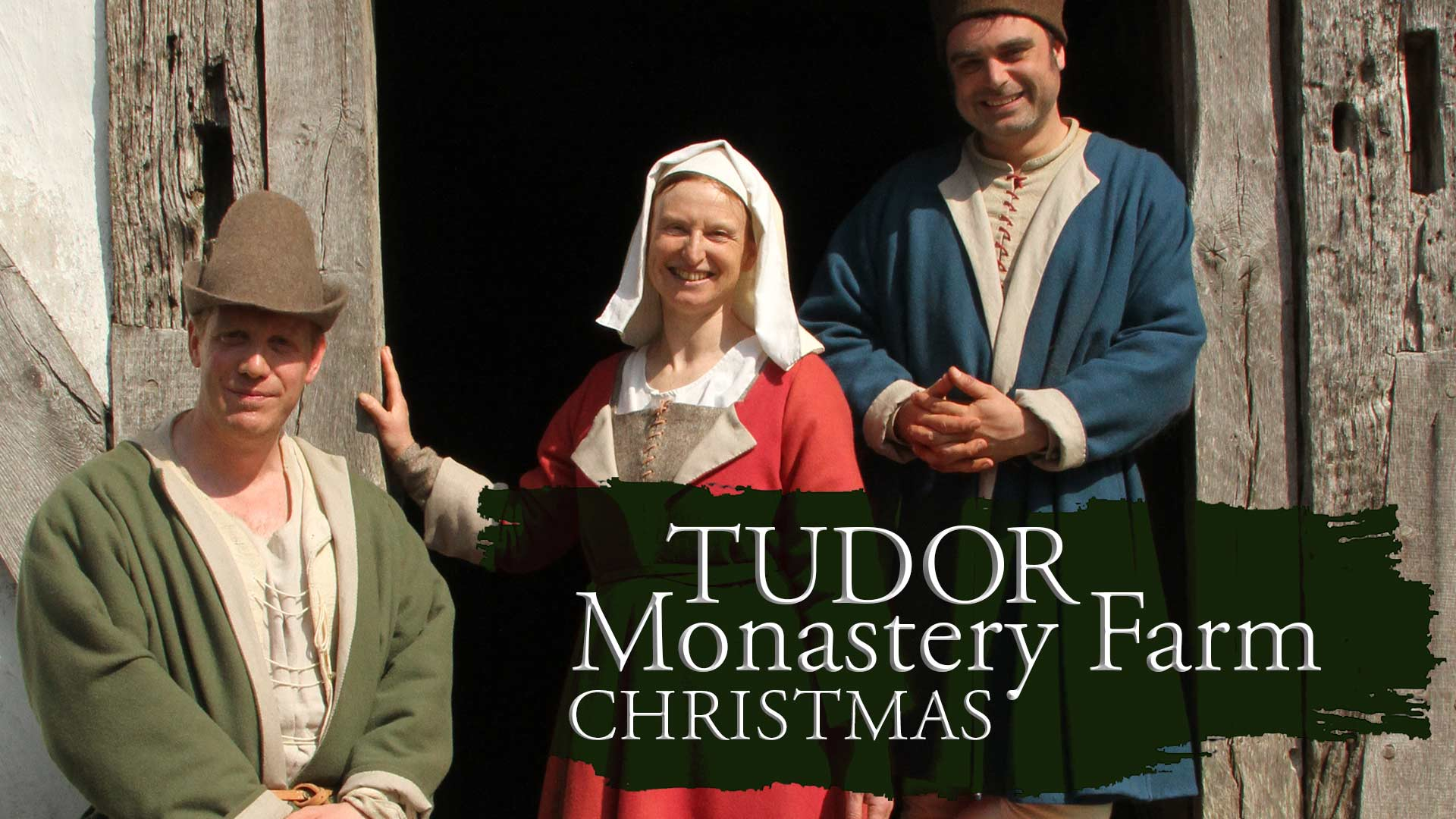 Tudor Monastery Farm Christmas