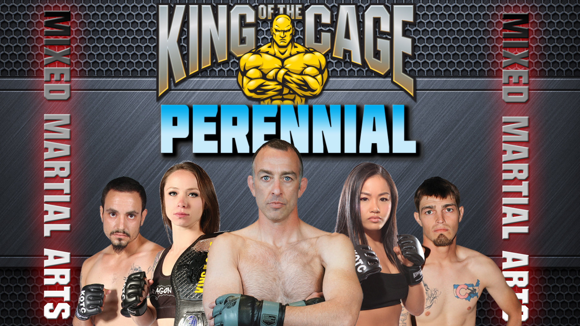 King of the Cage Perennial