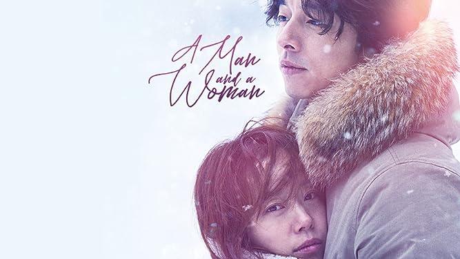 A Man and A Woman 2016 banner HDMoviesFair
