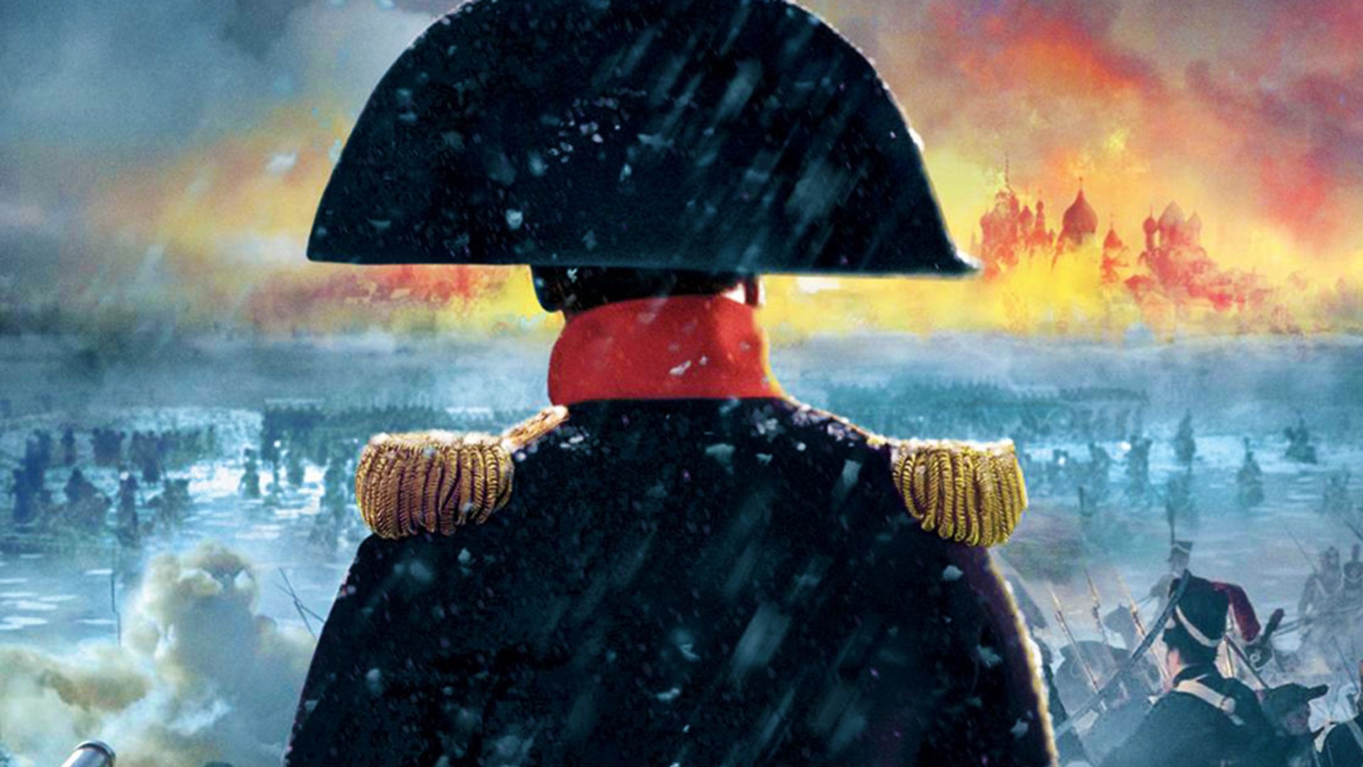 Watch Napoleon The Russian Campaign Prime Video