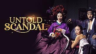 Untold Scandal