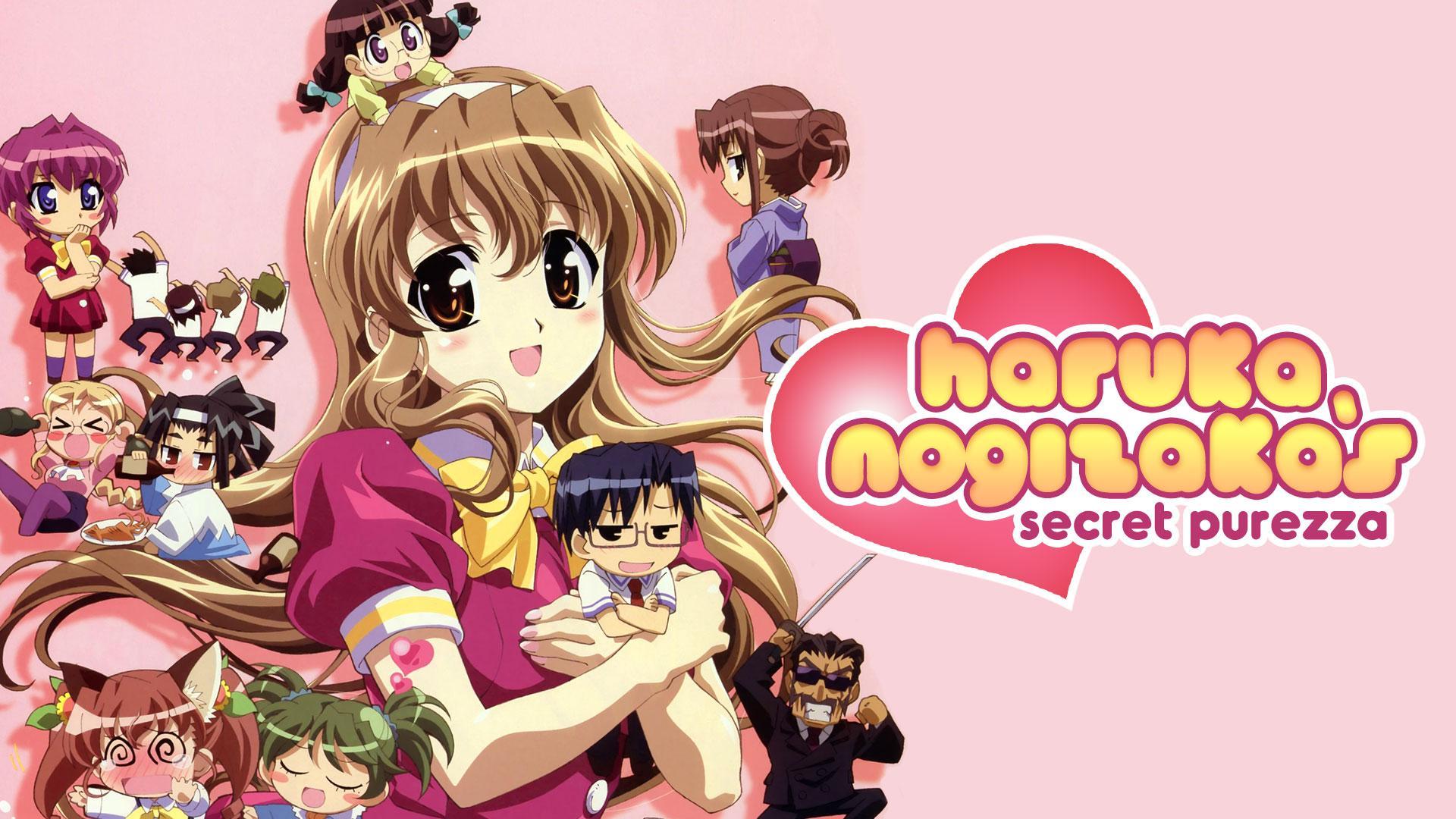 Haruka Nogizaka's Secret Purezza