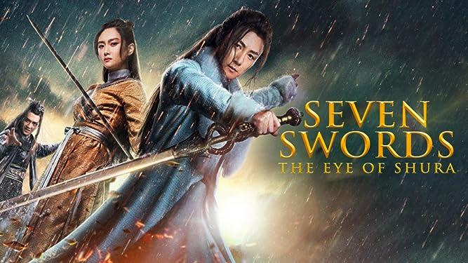 Amazon.com: Seven Swords: Zhang Yuwen, Chen Jie, An Ziyi ...