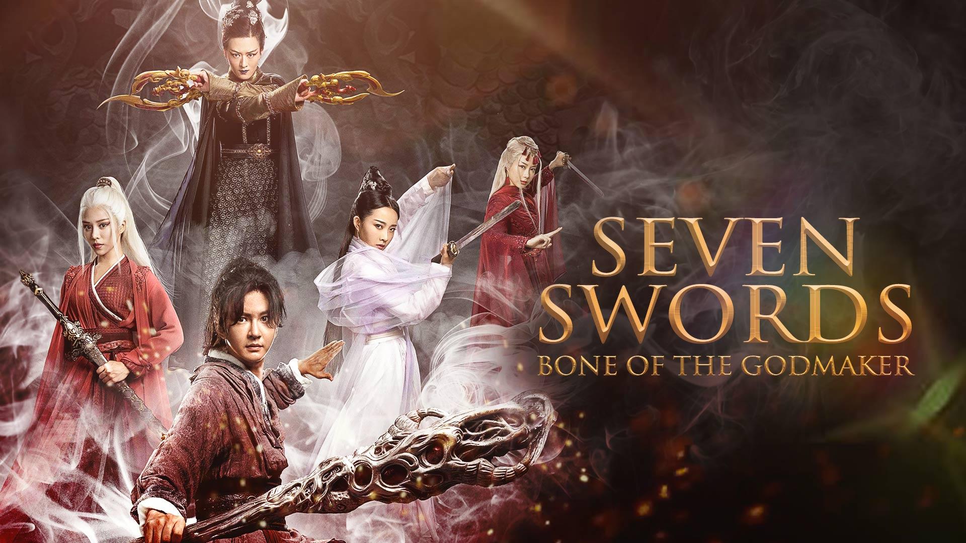 Seven Swords: Bone of the Godmaker