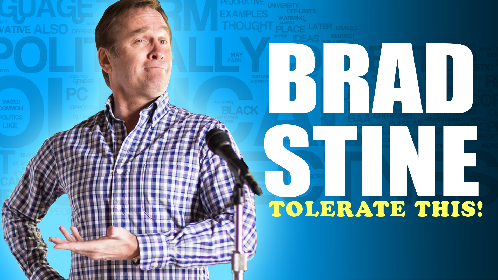 Brad Stine: Tolerate This